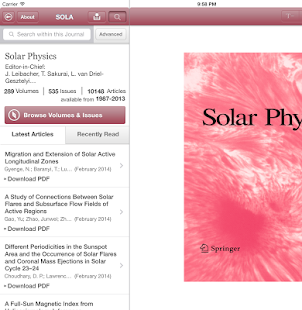 Solar Physics- screenshot thumbnail