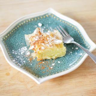 Bougatsa | Lemon Orange Pie