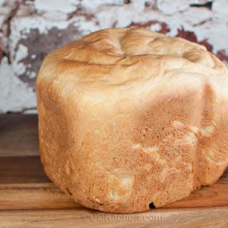Honey Sweetened Basic White Bread