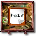 Track It icon