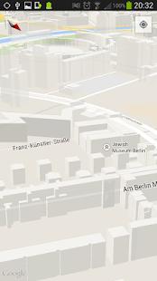 Maps 3D and navigation Mod