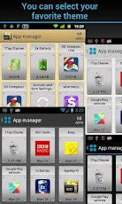 أفضل تطبيق والاعلى تقييماً لإدارة وتنظيم التطبيقات للاندرويد والهواتف الذكية 3.99 (AppMgr III (App 2 SD.apk