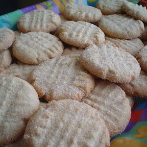 Hojarasca Cookies