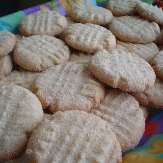 Hojarasca Cookies.