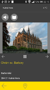 Kutná Hora - audio tour - screenshot thumbnail