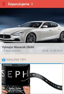 SHOPIN (dříve Nákupní centra) - screenshot thumbnail