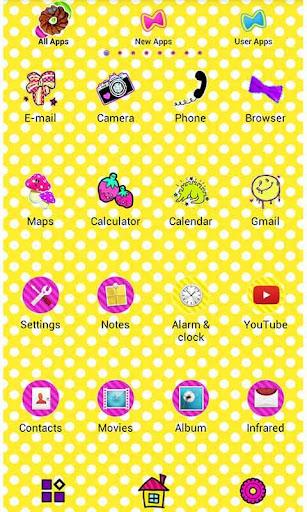 Cute Theme-Deco Pop- 1.0 Windows u7528 2