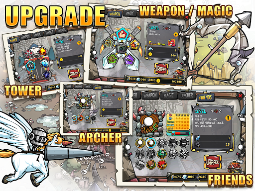 Cartoon Defense 4 1.1.7 screenshots 8