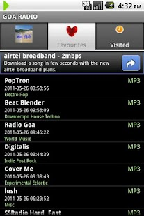 GOA RADIO - screenshot thumbnail