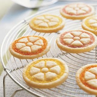 Citrus Cookies.