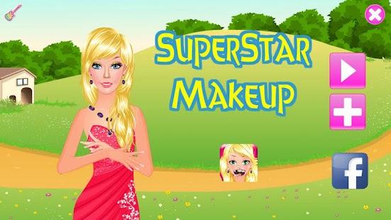 Superstar Makeup