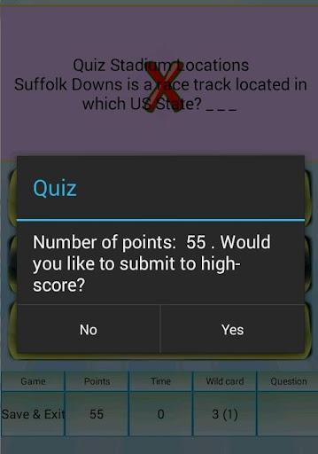 玩免費益智APP|下載Quiz Stadium Location app不用錢|硬是要APP