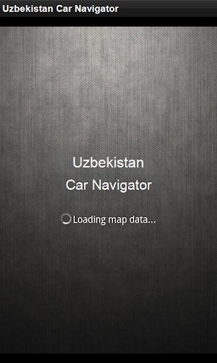 GPS導航 烏茲別克斯坦