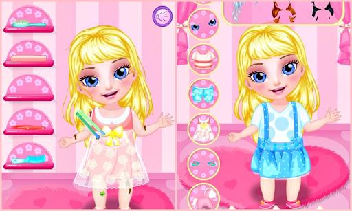 Messy Baby Care 1.0.6 screenshots 2