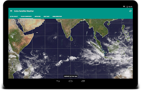 India Satellite Weather Android Apps On Google Play - Satellite weather map