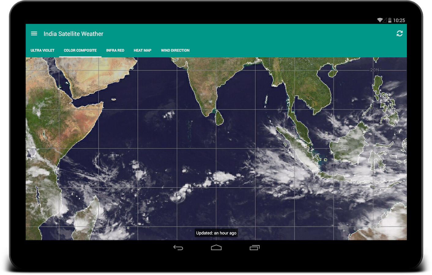India Satellite Weather Android Apps On Google Play - Us radar weather map online