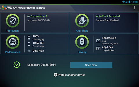 AntiVirus PRO Android Security v4.1