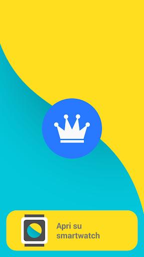 Swipe True Android Wear
