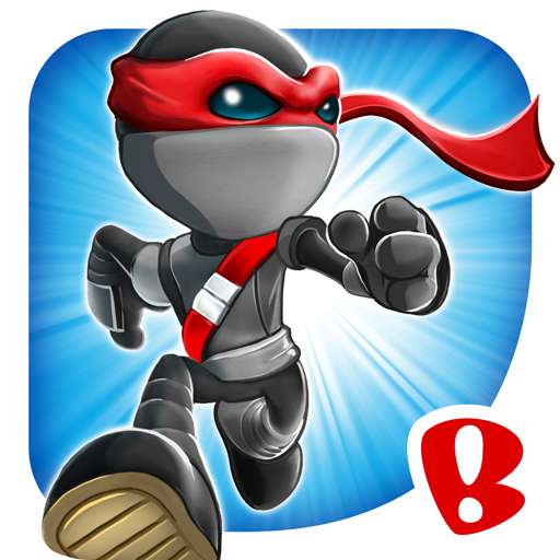 NinJump Dash: Multiplayer Race 賽車遊戲 App LOGO-APP試玩
