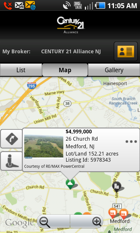 C21 Alliance - South Jersey - screenshot