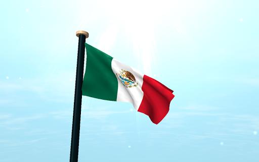 メキシコフラグ3D無料ライブ壁紙|玩個人化App免費|玩APPs
