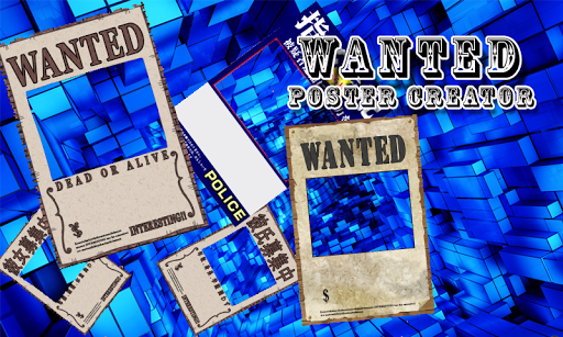 Wanted Poster Creator