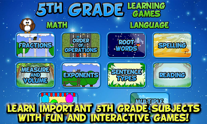 critical thinking games for 5th graders Work sheet library: critical thinking: grades 3 students to build a wide variety of critical thinking criticalthinkingcom teacher-ready activities.