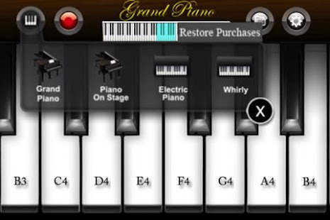 玩免費音樂APP|下載Real Piano 3D app不用錢|硬是要APP