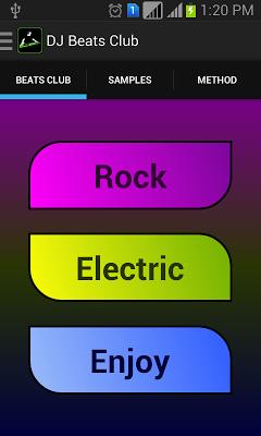 DJ Beats Club - screenshot