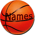 Basketball Player Names logo