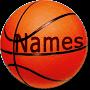 Basketball Player Names