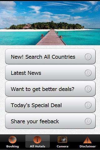 Hotel Booking Australia