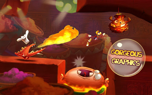 Rayman Fiesta Run screenshot 12