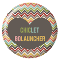 Chiclet Go Launcher icon