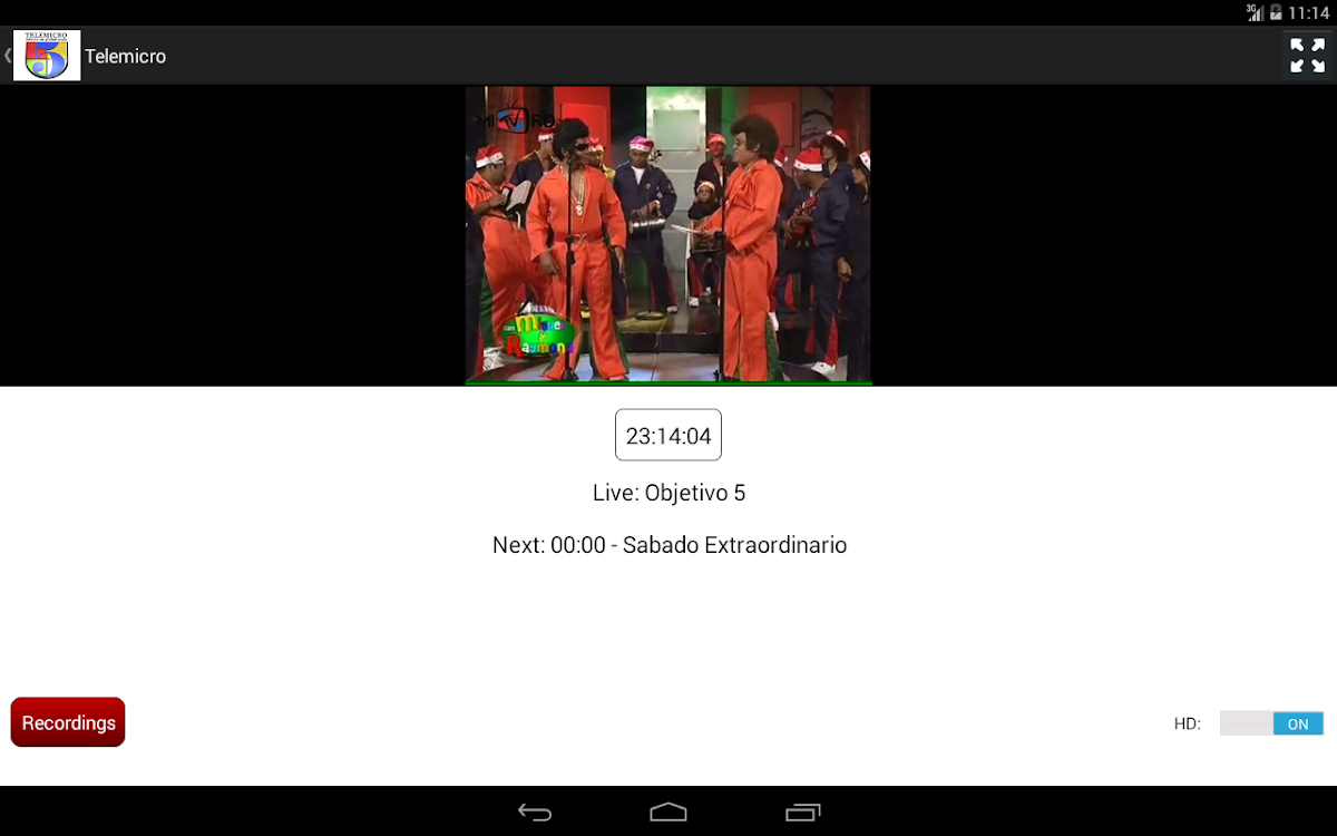 MiTV RD - Dominican Television – (Android Apps) — AppAgg