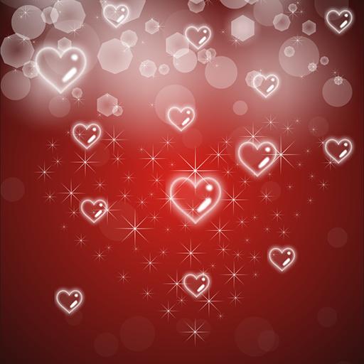 新年爱心动态壁纸 個人化 LOGO-玩APPs