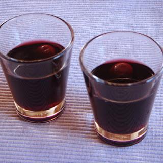 Sour Cherry Liqueur - Ginginha