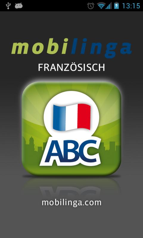 Französisch Wortschatz - screenshot