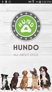 HUNDO - All About dogs screenshot