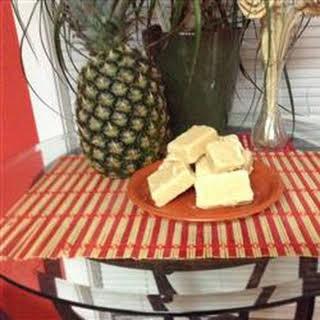 Pineapple Fudge.