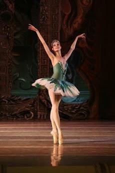 Ballet dancer Wallpapers HDのおすすめ画像3