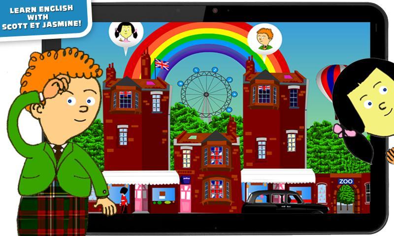 English for kids!- screenshot