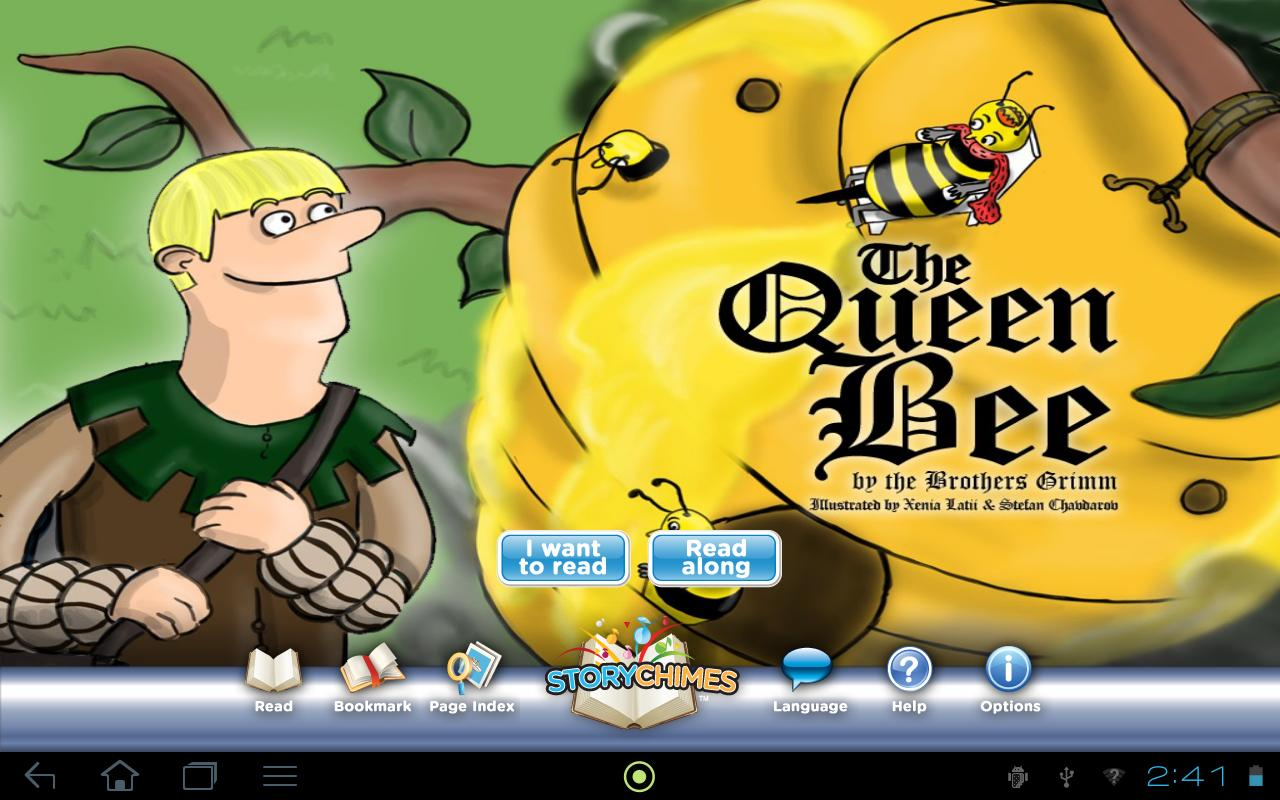 Queen Bee - screenshot