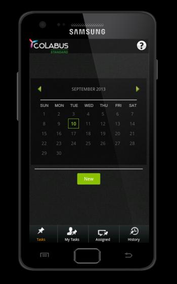 Colabus Standard - screenshot