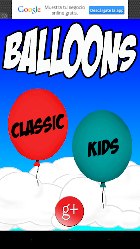 Balloons GL
