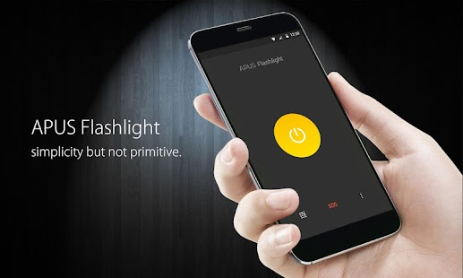 APUS Flashlight-Free & Bright- screenshot thumbnail