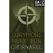 DayZ Map Survivor's Guide