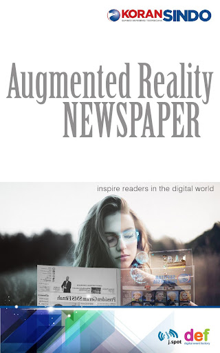 Koran SINDO Augmented Reality