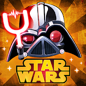 Download Android Game Angry Birds Star Wars II for Samsung