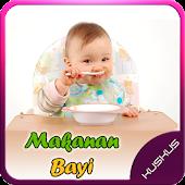 Kumpulan Resep Makanan Bayi